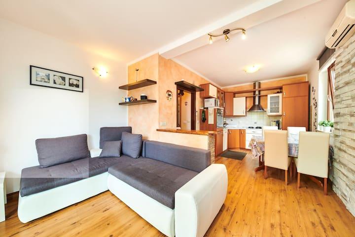 Apartman 2 a soli 50 m del mare