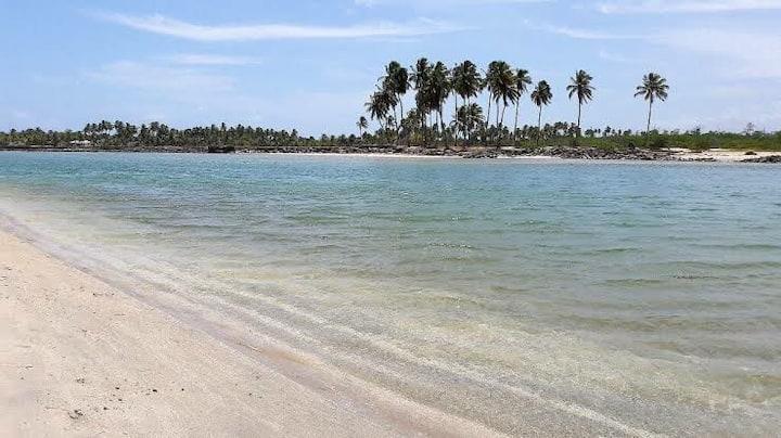 Flat Pontal de Maracaipe.