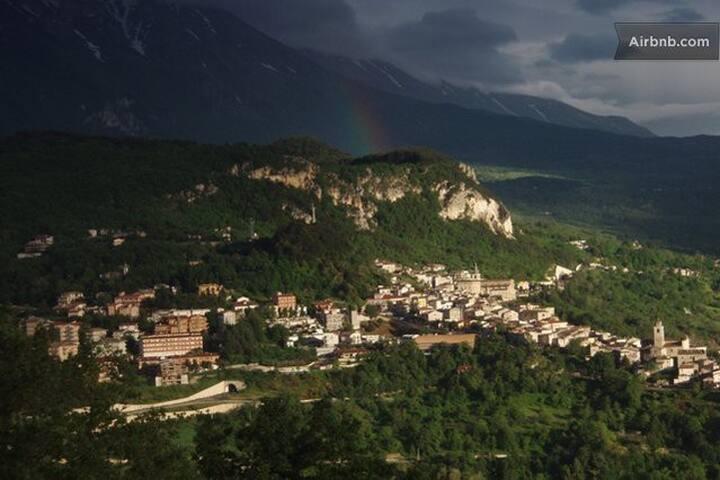Casa Majella - Stone Farm House  - Caramanico Terme - Hus