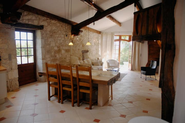 Cottage 5 pers. at the Bastide