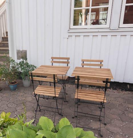 Mysig lägenhet - 1,5 rum o kök i centrala Varberg