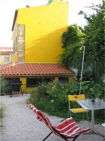 Yellow house - Double room - Lisboa - Leilighet