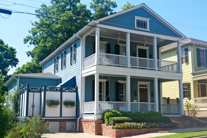 Savannah Cottage - Marcia's Cottages