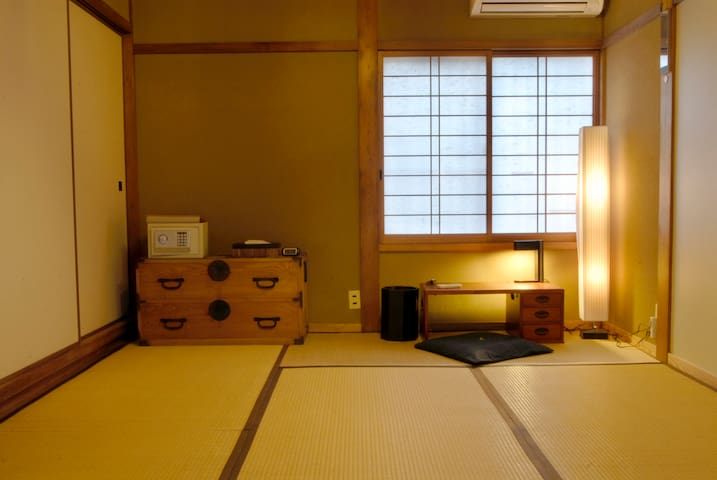 "room ""Asuka"" in Guesthouse Kotone - Oji-cho  - Casa de camp"