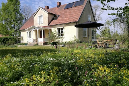 Charming familyhouse in the heart of Gotland