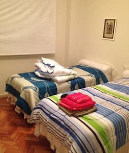 Double room for rent in Arpoador!