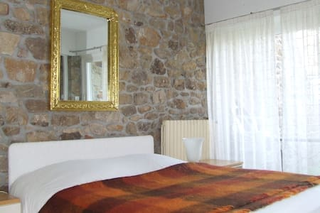 Chambre dans maison sur l'ile  - Ile aux moines