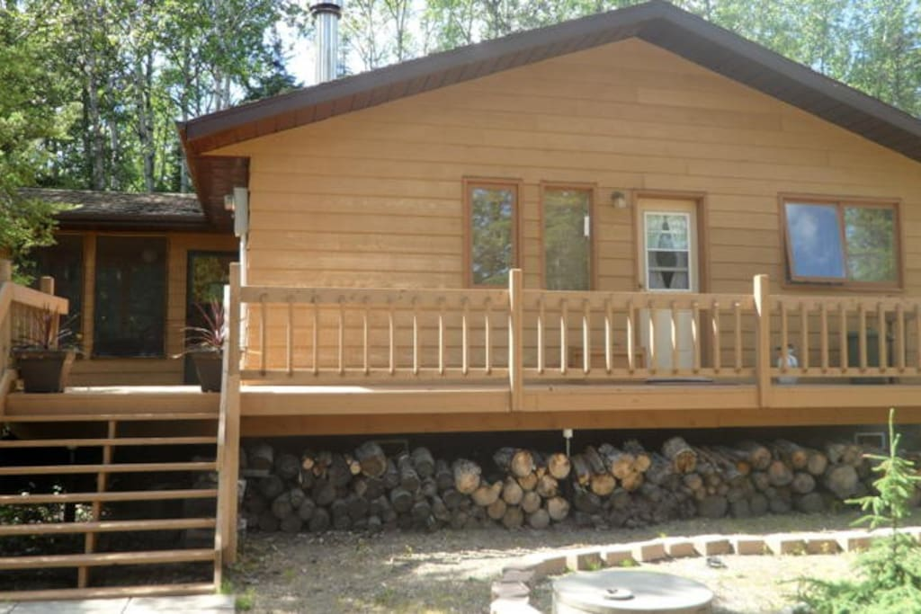 Comfortable Home At Mcphee Lake Sk Cottages For Rent In