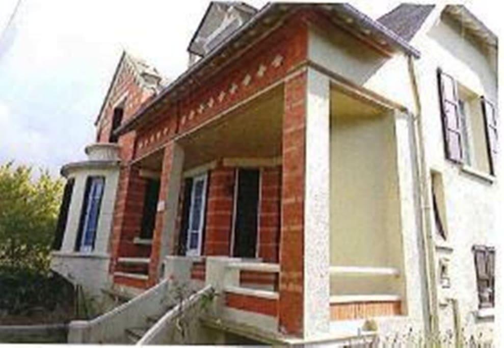 Maison Année 30