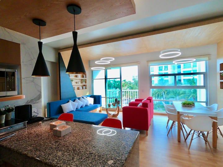 Maravilloso departamento en Acapulco Diamante!