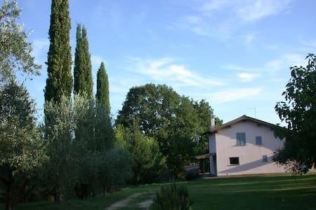 Casale rosa nel parco - Canale Monterano - Dům