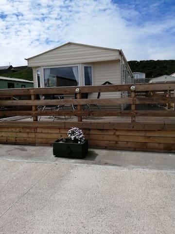 27 cosy beach side Maryport Holiday Park