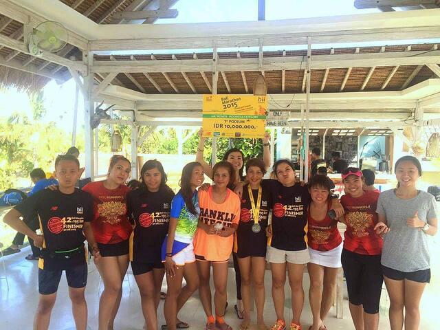 Bali Marathon 2017 (Hostel 5 beds by Barn N Bunk) - Blahbatuh - Hostel