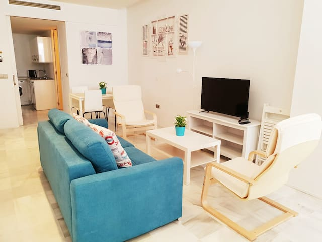 "Apartament in the  ""Km 0"" of Seville"