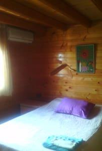 Habitaciones en casa de madera - La Vila Joiosa/Villajoyosa - Hus