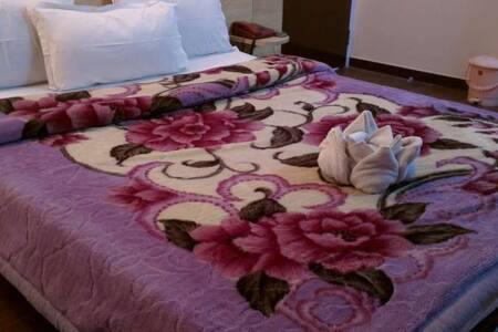 Standard room at Peaks & Pines Guest House - Gangtok