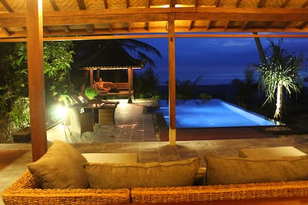 The Beach House, at Balian Beach