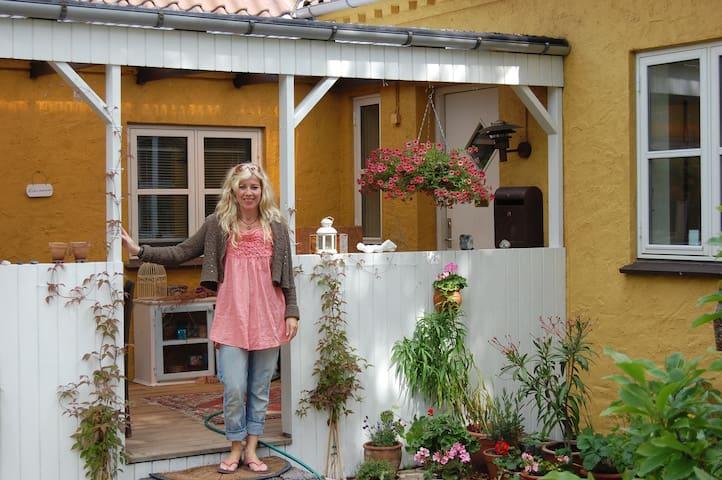 Kunstnerhjem udlejes nær København