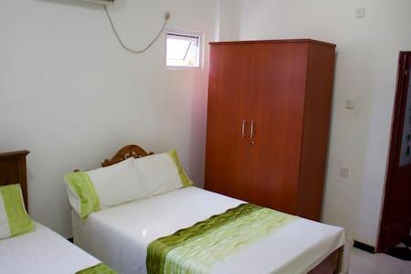 Room 2 - AC, shower room - Kataragama