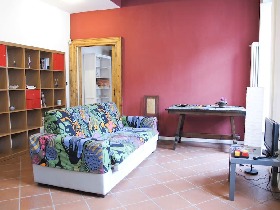 House of 1700 in the heart of Turin - Apartments for Rent in Turin ...