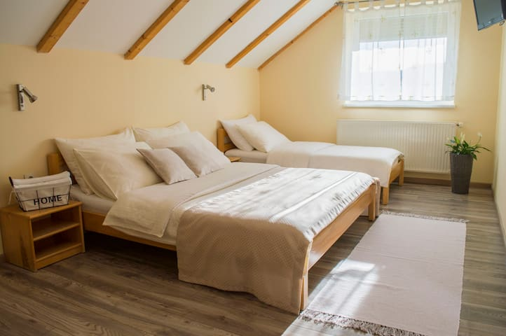 Guesthouse Rubcic apartment for 2 person