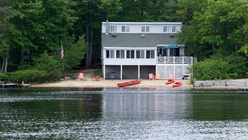 Heaven on the Water Every Season - Ossipee - House