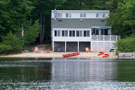 Heaven on the Water Every Season - Ossipee