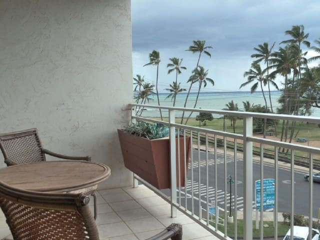 4th Floor Ocean View in the Heart of Kihei - Island Surf 402