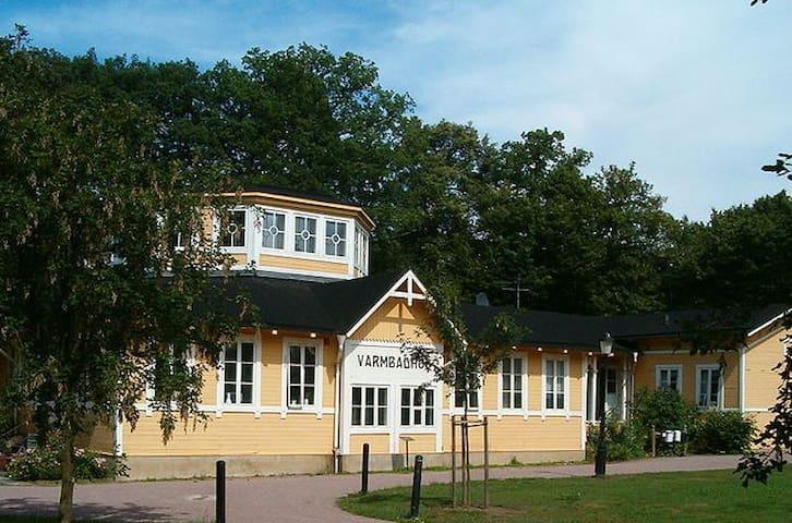 Varmbadhuset i Ramlösa Brunnspark - Helsingborg - Ház
