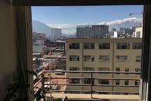 Parking+wifi incluido Vista Cordillera 2 cuartos