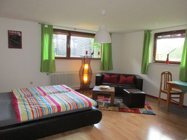 Greenside apartment - near train station Rottweil
