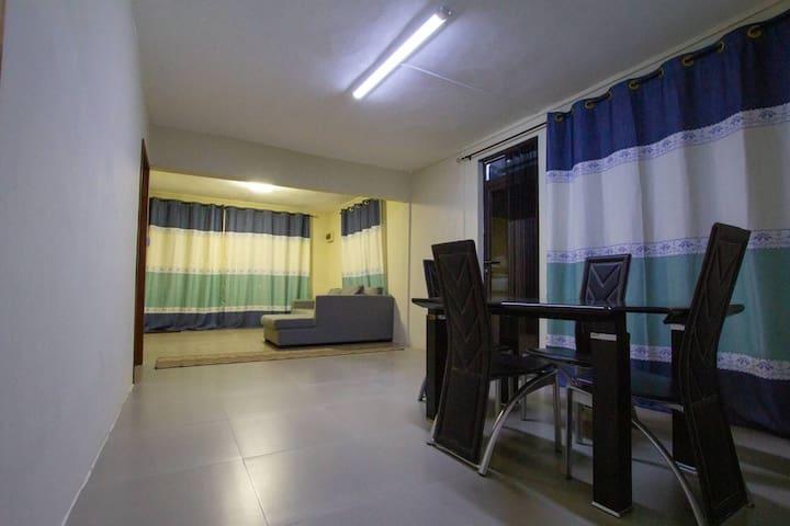 Appartement calme et reposant à Triolet