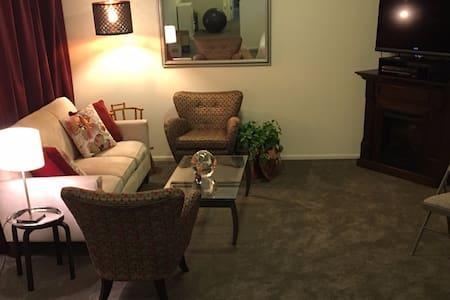 Groovy, Private 2-room Retreat near Denver/Boulder - Erie - Hus