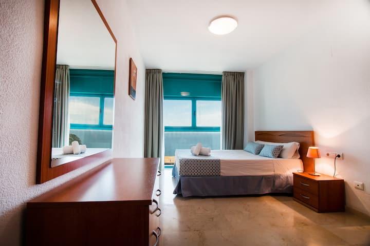 Apartamento Atrium Beach Benidorm 1 dormitorio