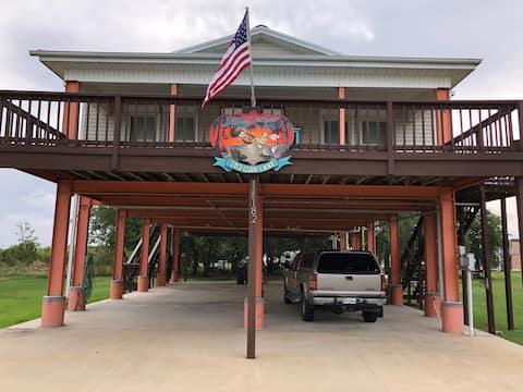 Grand Isle getaway at Camp Monkey Business
