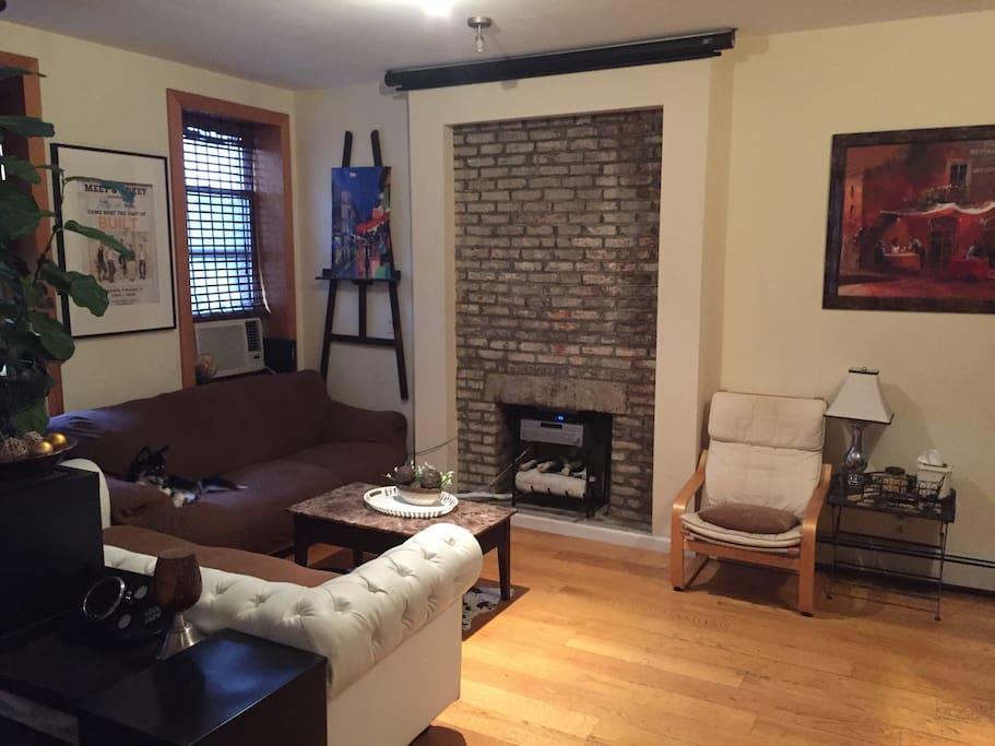 Hidden manhattan brownstone apartamentos en alquiler en nueva york nueva york estados unidos - Alquiler apartamentos nueva york ...