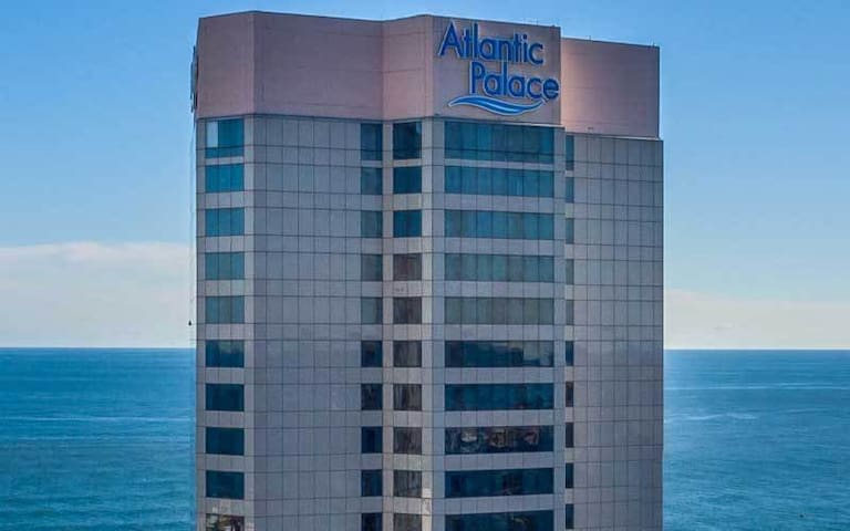 Atlantic Palace a Condo with Beach access.