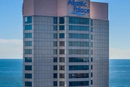 Atlantic Palace a Condo with Beach access.