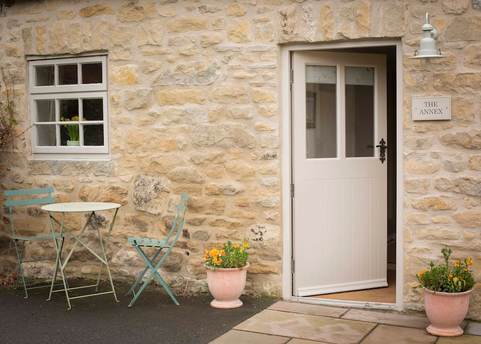 The B&B with its own front door