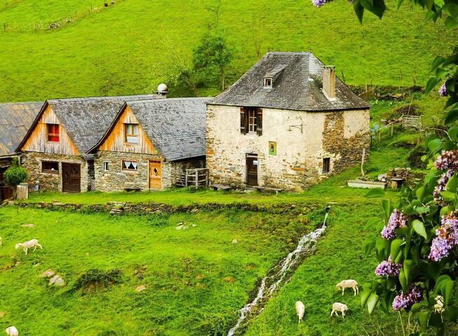 Grange d'Arlette Gîte de France 3* Ariege Pyrénées