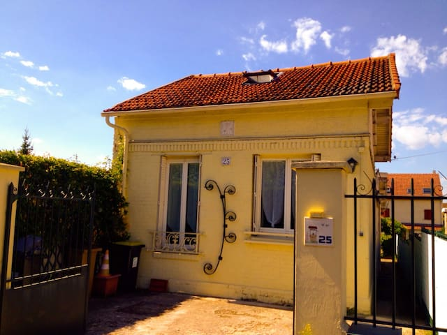 Nice, charming house 20' from Paris centre - Champigny-sur-Marne - Rumah
