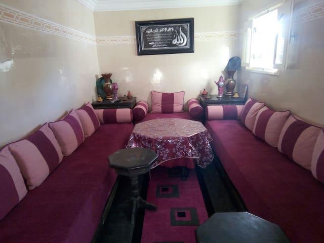 Appartement à louer kasba - Oualidia - Byt
