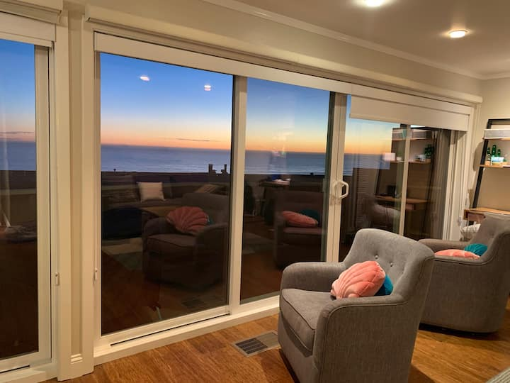 Oceanview 2bed/2bath - Rio del Mar Beach paradise
