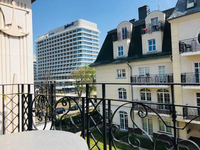 Apartament Przy Promenadzie, Trzy Korony 32