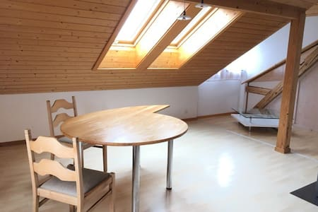 Kleine 2-Zimmerwohnung in Belp/Bern - Belp - Leilighet