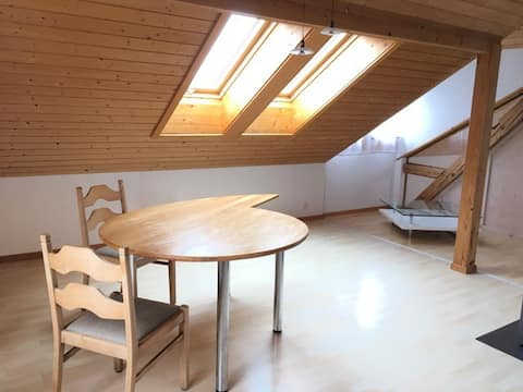 Kleine 2-Zimmerwohnung in Belp/Bern