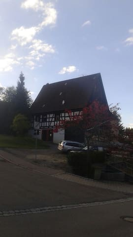 Beautiful barn style house - Haiterbach - Huis