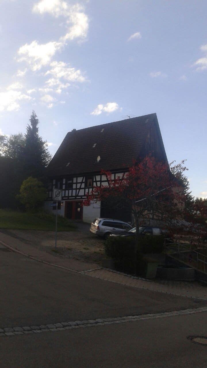 Beautiful barn style house