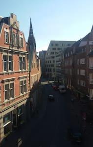 Schöne Wohnung im Herzen der Stadt - Münster