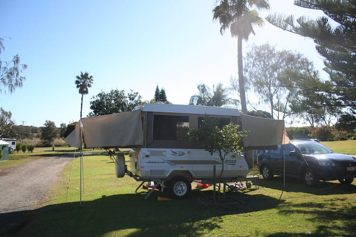 Jayco Dove Caravan Campertrailer